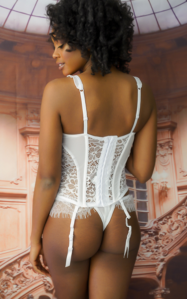 Ma lingerie fine By Leonce Guepiere Victoria