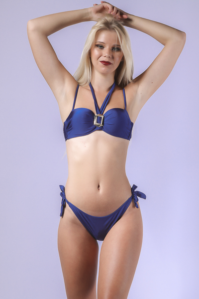 Ma lingerie fine By Leonce Maillot de bain Blue Sky