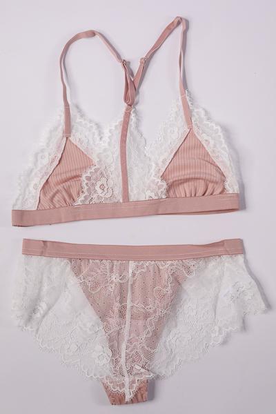 Ma lingerie fine By Leonce Soutien-gorge triangle Katia